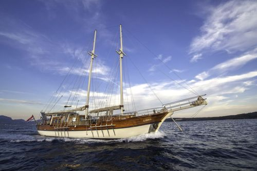Yacht Charter LIBRA   Ritzy Charters