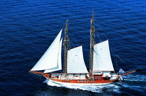 Yacht Charter MATINA   Ritzy Charters