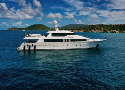 Yacht Charter DONA LOLA | Ritzy Charters