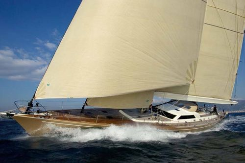 Yacht Charter DHARMA | Ritzy Charters
