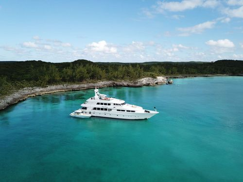 Yacht Charter NICOLE EVELYN | Ritzy Charters