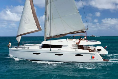 Yacht Charter ALIVE   Ritzy Charters