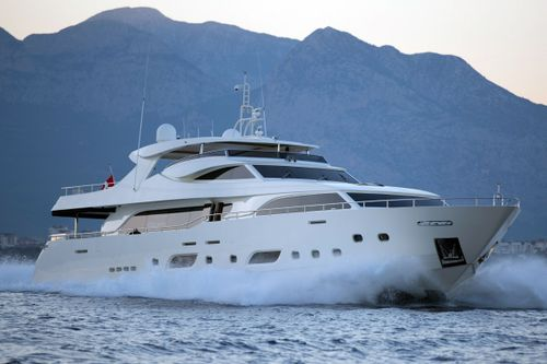 Yacht Charter PANFELISS | Ritzy Charters