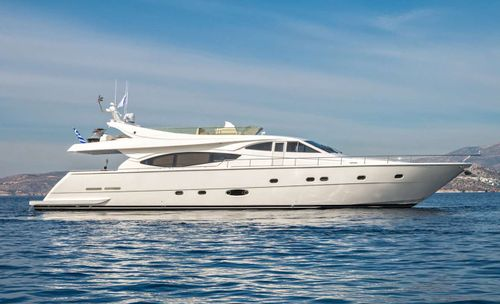Yacht Charter AMOR   Ritzy Charters