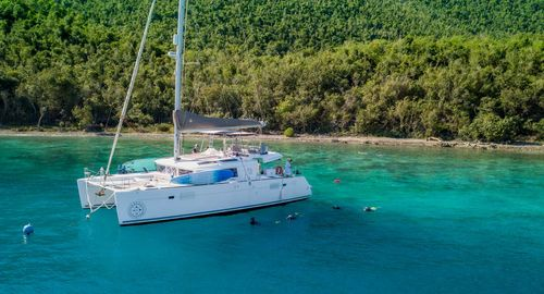 Yacht Charter GREAT ADVENTURE | Ritzy Charters