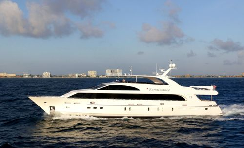 Yacht Charter RENAISSANCE | Ritzy Charters