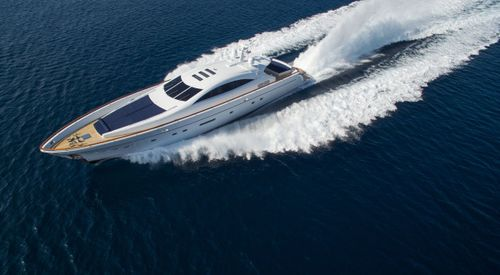 Yacht Charter KAMBOS BLUE | Ritzy Charters