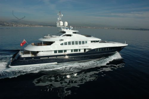 Yacht Charter SIROCCO | Ritzy Charters