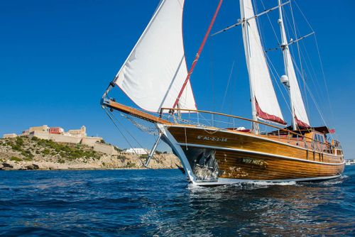 Yacht Charter WHY NOT III   Ritzy Charters