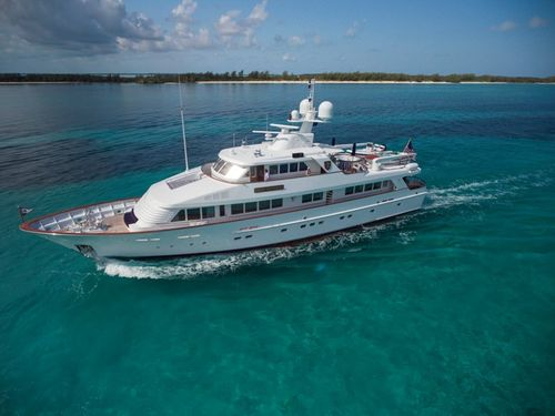 Yacht Charter LADY VICTORIA | Ritzy Charters
