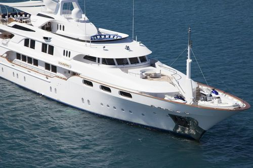 Yacht Charter STARFIRE | Ritzy Charters