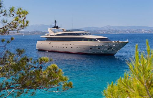 Yacht Charter CHRISTINA V | Ritzy Charters