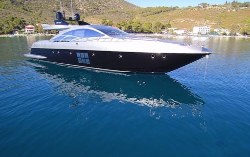 Yacht Charter SUPER TOY | Ritzy Charters
