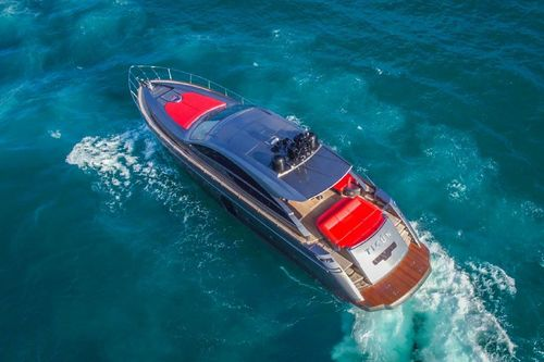 Yacht Charter TICUN | Ritzy Charters