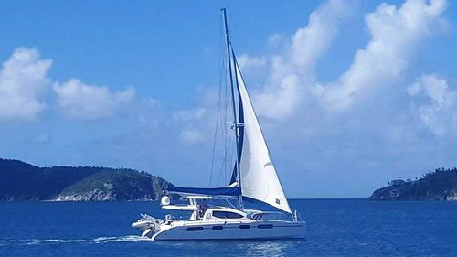 Yacht Charter ISLAND TIME (CAT) | Ritzy Charters