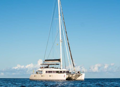 Yacht Charter TWIN FLAME | Ritzy Charters