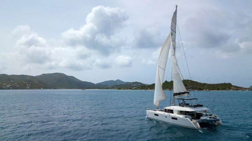 Yacht Charter GRANDE DAME | Ritzy Charters