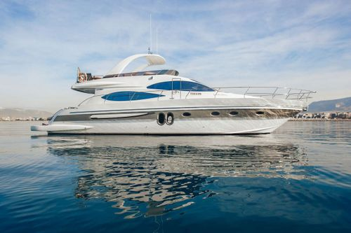 Yacht Charter Valentina | Ritzy Charters