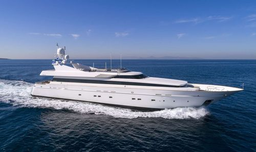 Yacht Charter MABROUK | Ritzy Charters