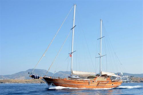 Yacht Charter ARTEMIS-SIMAY | Ritzy Charters