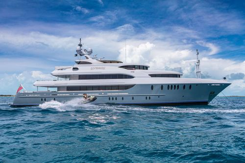 Yacht Charter SOVEREIGN   Ritzy Charters