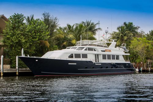 Yacht Charter LADY LEX | Ritzy Charters