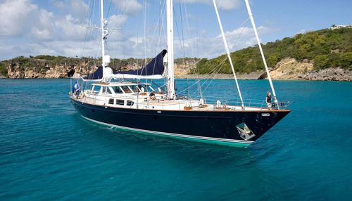 Yacht Charter AXIA | Ritzy Charters