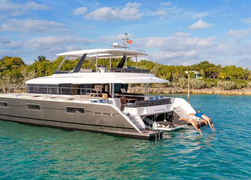 Yacht Charter ULTRA | Ritzy Charters