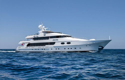 Yacht Charter TOP FIVE   Ritzy Charters