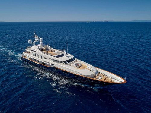Yacht Charter ALEXANDRA | Ritzy Charters