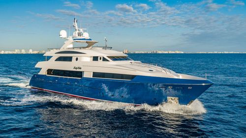 Yacht Charter LADY LEILA | Ritzy Charters