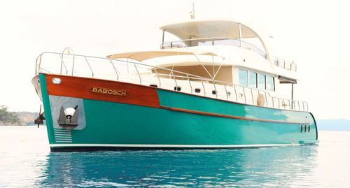 Yacht Charter babosch | Ritzy Charters