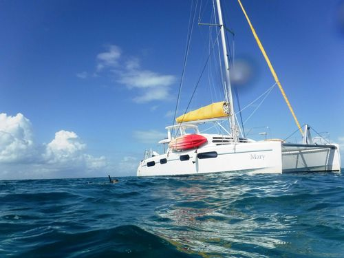 Yacht Charter Mary | Ritzy Charters