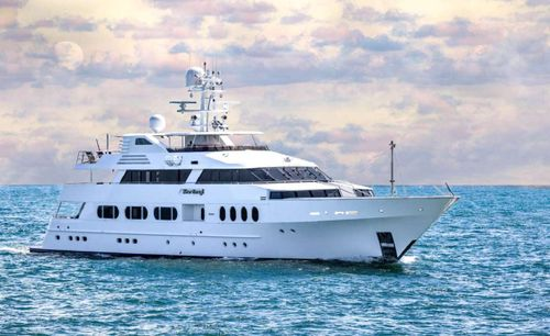 Yacht Charter NEVER ENOUGH | Ritzy Charters