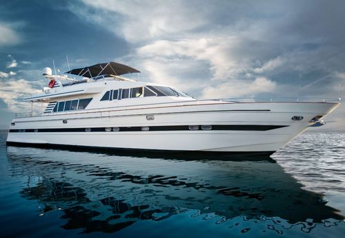 Yacht Charter DREAM | Ritzy Charters