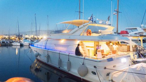 Yacht Charter AVRA | Ritzy Charters
