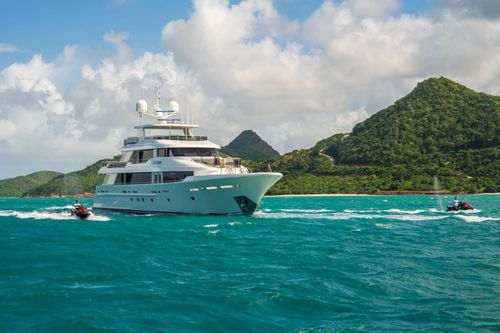 Yacht Charter ENDEAVOUR | Ritzy Charters