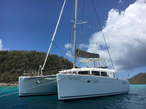Yacht Charter AU SOLEIL | Ritzy Charters