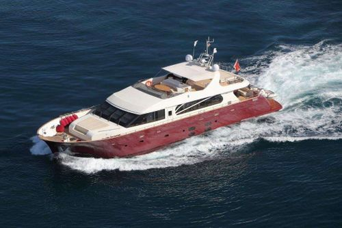 Yacht Charter ARIA C   Ritzy Charters