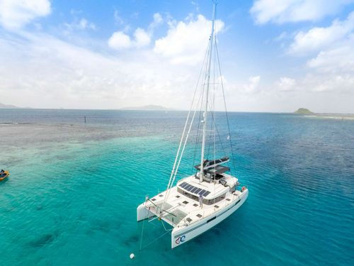 Yacht Charter OUI CHERIE | Ritzy Charters