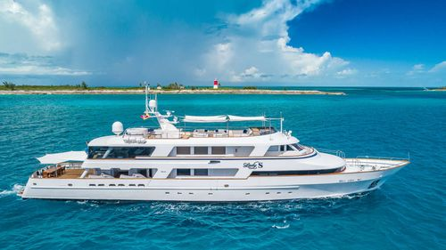 Yacht Charter LADY S | Ritzy Charters