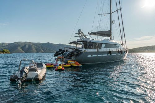 Yacht Charter San LiMi | Ritzy Charters