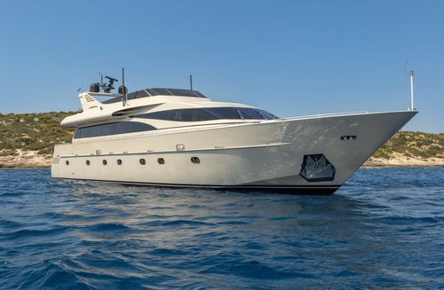 Yacht Charter ANAMEL | Ritzy Charters