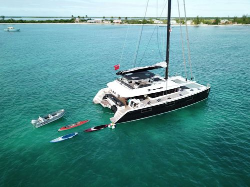 Yacht Charter MAHASATTVA | Ritzy Charters