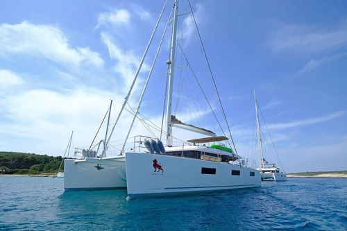 Yacht Charter ADRIATIC LION (Lagoon 620) | Ritzy Charters