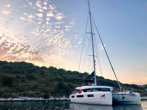 Yacht Charter ADRIATIC LEOPARD (Lagoon 50) | Ritzy Charters