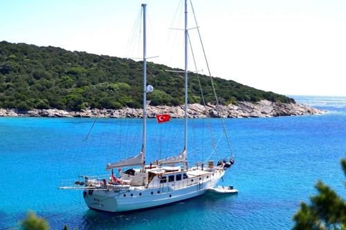 Yacht Charter MIA 1 | Ritzy Charters