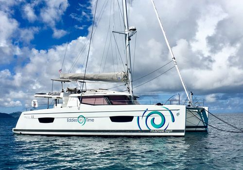 Yacht Charter EDDIES IN TIME | Ritzy Charters