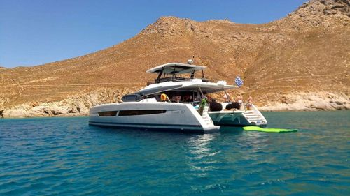 Yacht Charter ChristAl MiO | Ritzy Charters