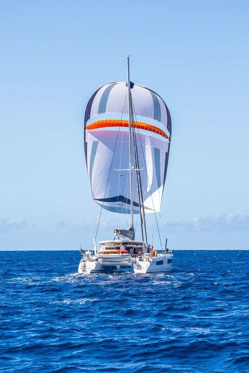 Yacht Charter TRIDENT TIDES   Ritzy Charters